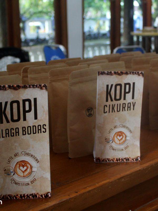 Kopi Garut di acara Garut Coffee Experience 2017 (Wisata Edukasi Garut, Jual Kopi Garut)