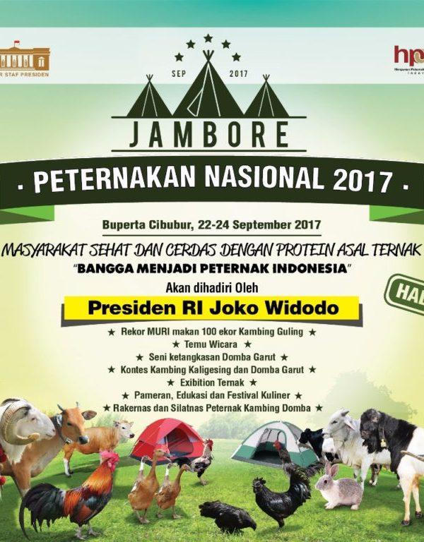 Suksesnya Acara Jambore Peternakan Nasional 2017